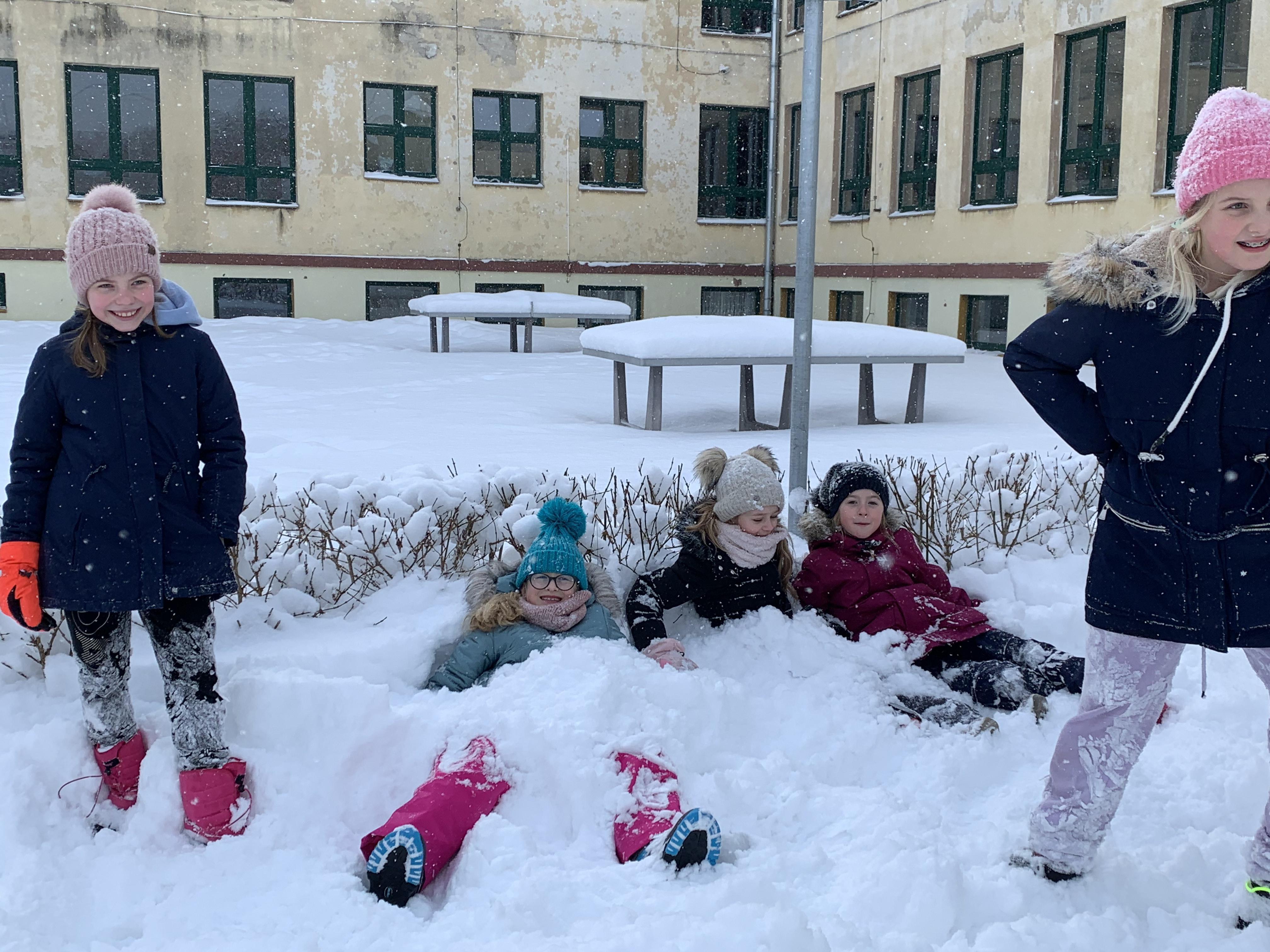 Jeszcze więcej śniegu!