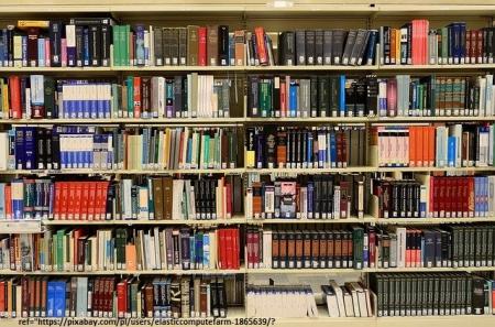 Nowości w bibliotece cz.1
