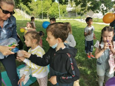 Dzień Dziecka - klasy pierwsze