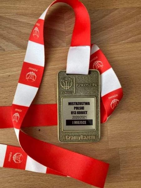 Mistrzostwo Polski w koszykówce kobiet U13