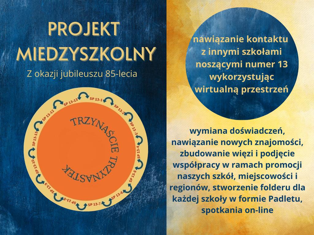 Projekt ''Trzynaście Trzynastek''